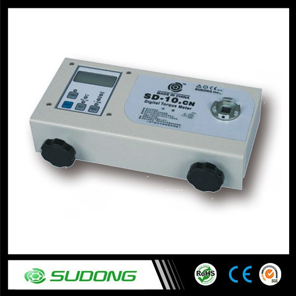 Hot selling !!! Electric digital screw torque meter tester, torque wrench tester with LCD display