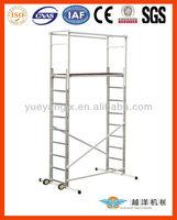 Aluminium Mobile Scaffolding Tower System