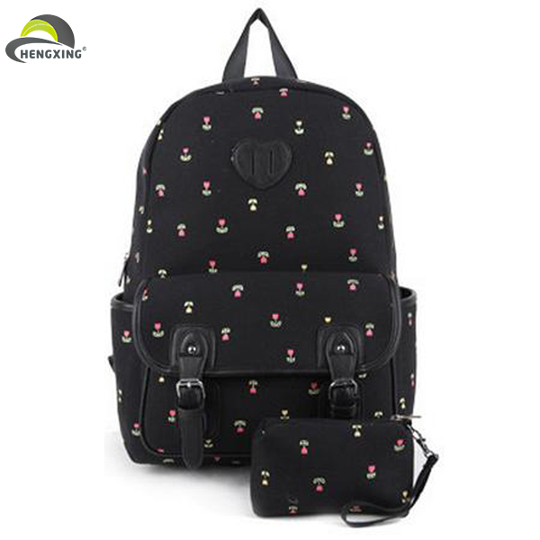 Custom Backpack <strong>Schools</strong> Design,High Quality Canvas Backpack