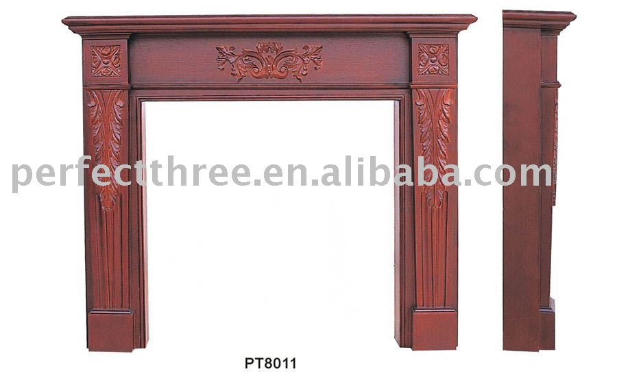 PT8011 Classic Fireplace Mantel