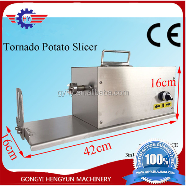 2016 Best Selling Ribbon Potato Cutter