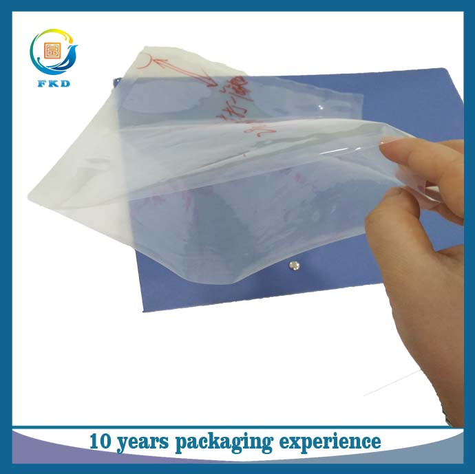 Wholesale PET+PE or PA+PE plastic compound nylon clear vacuum package bag
