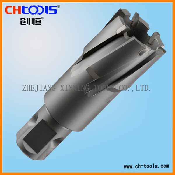 TCT core bit with universal shank