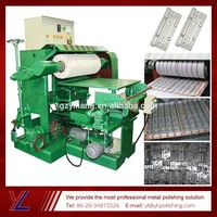 Factory low price 5.5KW / 7.5KW automatic polishing buffing machine for metal