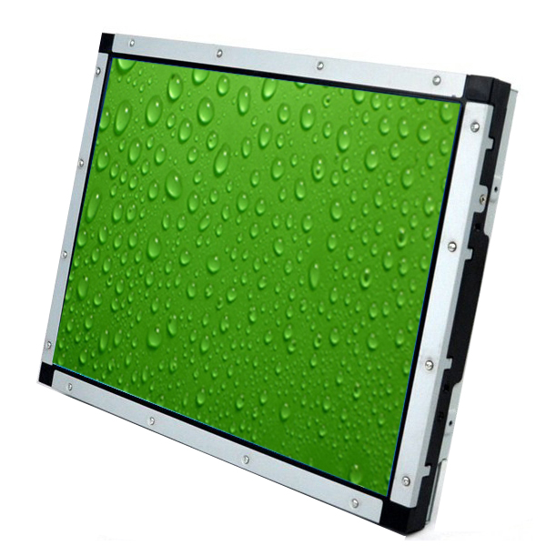 ELO 15 inch dvi/vga interface saw touch screen open frame monitor industrial pos