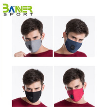 Hot sale men and women warm carbon filter face mask