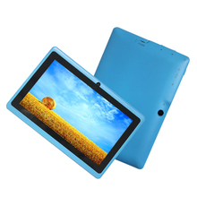 Cheap Children/ kids learning <strong>Tablet</strong> <strong>PC</strong> 7 inch 512MB 4GB Allwinner A33 <strong>Android</strong> 5.1 WIFI BT Q88 Q8 <strong>Tablet</strong> 7&quot;