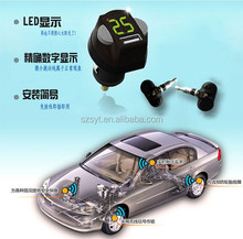 auto tpms sensor easy to install plug and play tpms for users travel safety required