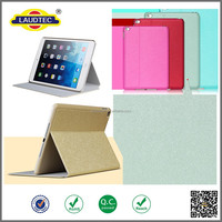 tablet leather case for 9.7 inch tablet pc, leather tablet case for ipad air