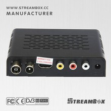 Streambox MPEG-4/H.264 Digital DVB-T2 decoder