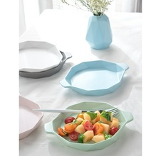 wholesale insulated cookware porcelain baking casserole dish set