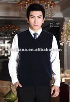 boutique cashmere men sweater vest