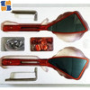 motorcycle spare parts rear view mirror a