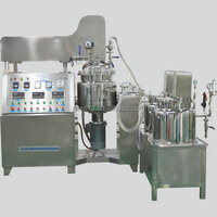 Top quality titling high shear homogening mixer, cosmetic making machine
