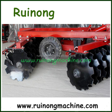 Tractor mounted low price heavy-guty disc harrow sell farm machinery China manufacturer