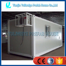 Flat pack container house good quality with competitive price