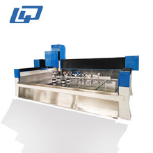 China new design cnc router 3015 for stone/marble/black stone/tile ,OEM service