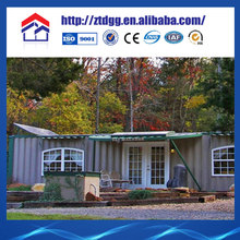 Modified convenient one bedroom mobile home prices from China manufacturer
