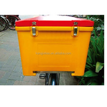 KJB-W01 REAR BOX FOR SCOOTER, FOOD DELIVERY BOX,INSULATED BOX