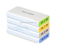 New portable mobile power bank 50000 mah powerbank powers mobile phone charger backup external battery charger 50000 mah