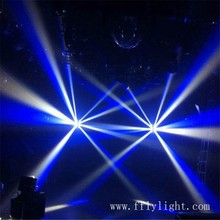 TV Show stage decoration light / LED C R E E lights / led spider beam moving head light