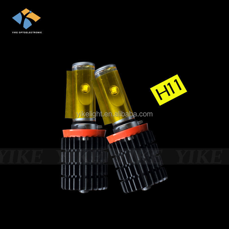 1200lm h11 led fog lamps for Honda fit 2012