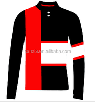 OEM Long Sleeve Jerseys Sports Fashion Uniform