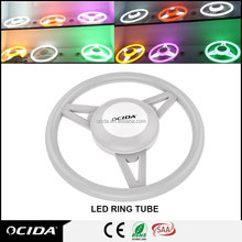 new products led ring light tube, rgb led remote control emergency lamp, rechargeable emergency led light from zhongshan