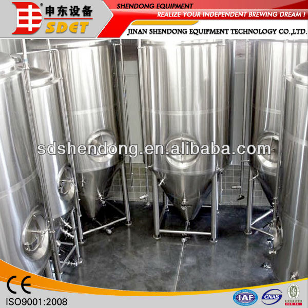 fermenters for beer stainless steel conical tank manway