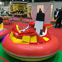 Professional factory manufacture fiberglass body case new style bumper car/kids car for game, adult playing dodgem car