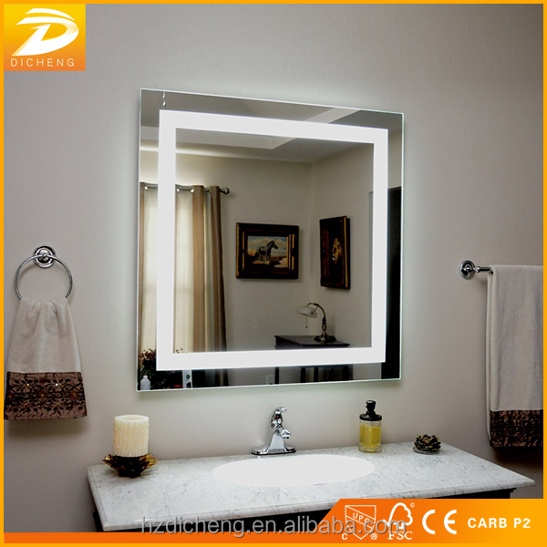 Mirror bathroom vanity