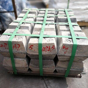 High quality pure antimony Ingots 99.65% 99.85% 99.9% for sale