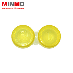 Hot new products glasses contact lens case, 렌즈 case, 쿨 contact lens 건
