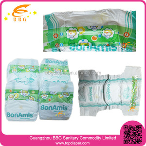 Baby High quality products BonAmis diaper for speaking french countries