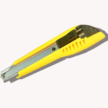Multifunctional retractable utility knife cutter safe and fashionable