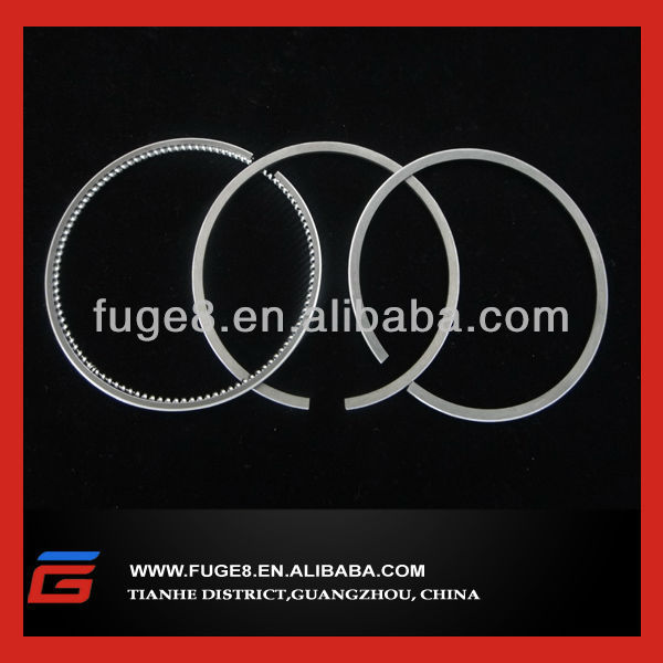 piston rings for Nissan engine BD30T excavator spare parts