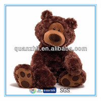Custom giant handmade stuffed plush toy bear