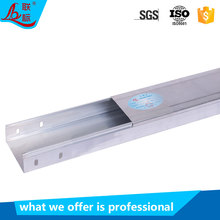 steel outdoor metal galvanized Cable trunking tray with cover joint connections manufacturer and supplier with good prices
