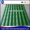 Hot sale Colored Steel Roof Sheet Corrugated Roofing Sheet, superior colored coated metal Roof Tile