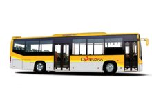 28 seats 10 meters GDW6106HG city bus for sale