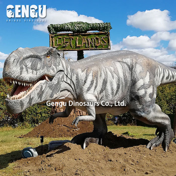 Robotic Dinosaur Model Animatronic Dinosaur Party Supplies