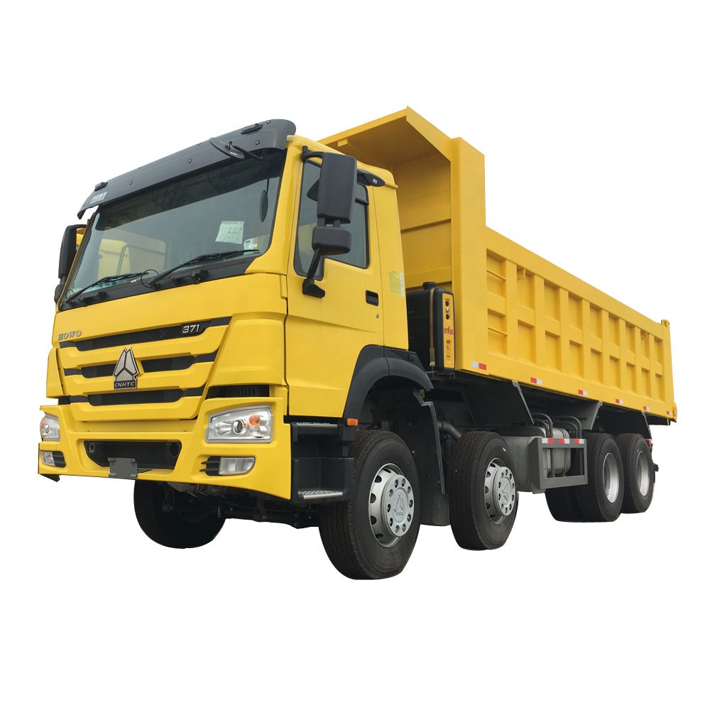 Sinotruk HOWO A7 16-20 cubic meters 6x4 10 wheels 336HP 371HP End Dump <strong>Truck</strong> for Sale