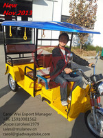 STRONG ELECTRIC TRICYCLE,BATTERY OPERATED ELECTRIC RICKSHAW FOR KALKATA MARKET