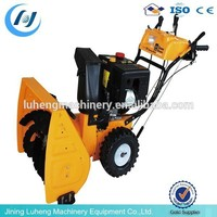Promotion!!!Petrol 13hp AC start Snow Thrower with best price