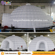 inflatable igloo/ Inflatable dome tent/ outdoor inflatable igloo tent