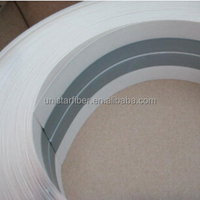 Drywall joint paper tape with Zinc strip/metal corner tape