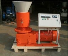 wood burning stove pellet making machine