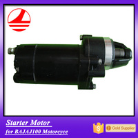 factory export 100CC motorcycle engine bajaj starter motor