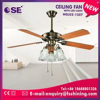 Multifunctional ceiling fan to south america for wholesales