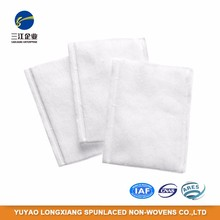 Promotional Top Quality Wipe Roll Cotton Nonwoven Fabric For Cleaning Wipes
